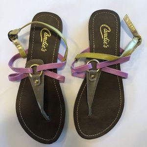 Candies Fashion Sandals - 7.5